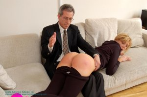 Firm Hand Spanking - 26.05.2006 - Bare Bottom Spanking - image 13