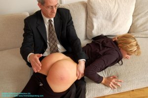 Firm Hand Spanking - 26.05.2006 - Bare Bottom Spanking - image 10