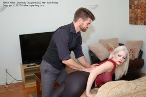 Firm Hand Spanking - Domestic Discipline - Dc - image 15