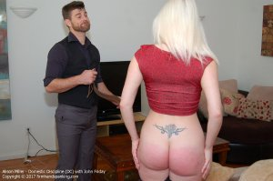 Firm Hand Spanking - Domestic Discipline - Dc - image 14