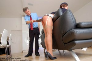 Firm Hand Spanking - Otk Air - M - image 17