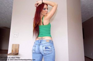 Firm Hand Spanking - Life Coach - F - image 7