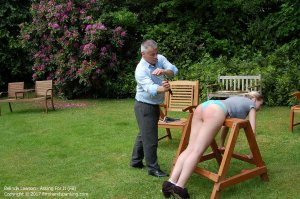 Firm Hand Spanking - Asking For It - Fb - image 5