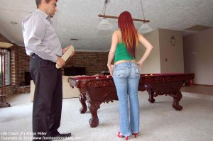 Firm Hand Spanking - Life Coach - F - image 15