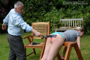Firm Hand Spanking - Asking For It - Fb - image 9