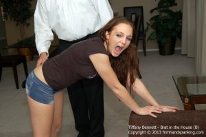 Firm Hand Spanking - Brat In The House - B - image 9