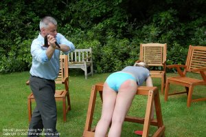 Firm Hand Spanking - Asking For It - Fb - image 11