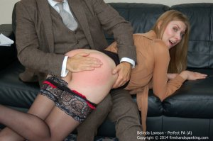 Firm Hand Spanking - Perfect Pa - A - image 1