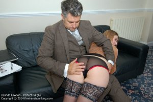Firm Hand Spanking - Perfect Pa - A - image 5