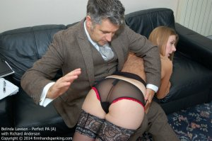 Firm Hand Spanking - Perfect Pa - A - image 2