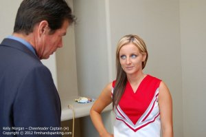 Firm Hand Spanking - Cheerleader Captain - H - image 15
