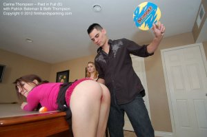 Firm Hand Spanking - Paid In Full - E - image 7