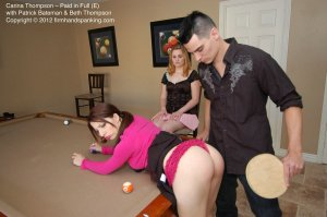 Firm Hand Spanking - Paid In Full - E - image 16