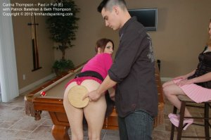 Firm Hand Spanking - Paid In Full - E - image 12