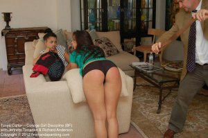 Firm Hand Spanking - College Girl Discipline - Bf - image 1