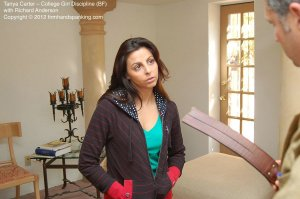 Firm Hand Spanking - College Girl Discipline - Bf - image 9