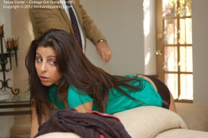 Firm Hand Spanking - College Girl Discipline - Bf - image 16