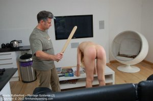 Firm Hand Spanking - Marriage Guidance - J - image 5