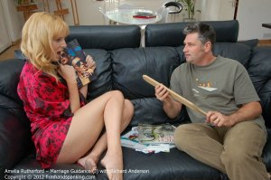 Firm Hand Spanking - Marriage Guidance - J - image 11