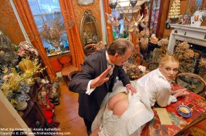 Firm Hand Spanking - What The Dickens? - B - image 6