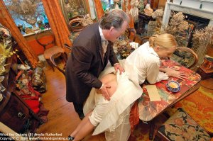 Firm Hand Spanking - What The Dickens? - B - image 2