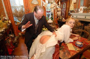 Firm Hand Spanking - What The Dickens? - B - image 15