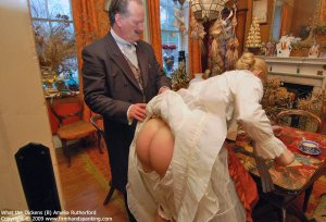 Firm Hand Spanking - What The Dickens? - B - image 12