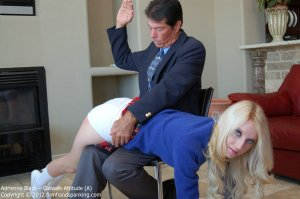 Firm Hand Spanking - Catwalk Attitude - A - image 9
