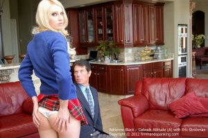 Firm Hand Spanking - Catwalk Attitude - A - image 11