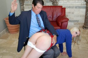 Firm Hand Spanking - Catwalk Attitude - A - image 12