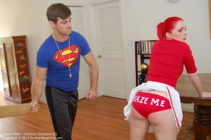 Firm Hand Spanking - Costume Correction - E - image 8