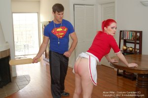 Firm Hand Spanking - Costume Correction - E - image 2