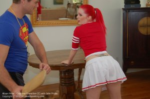 Firm Hand Spanking - Costume Correction - E - image 14