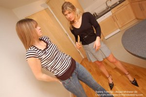 Firm Hand Spanking - Sisterly Feelings - B - image 6