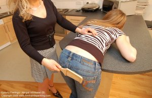 Firm Hand Spanking - Sisterly Feelings - B - image 18