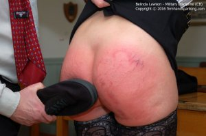 Firm Hand Spanking - Military Discipline - Cb - image 5