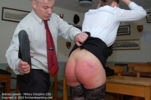 Firm Hand Spanking - Military Discipline - Cb - image 2