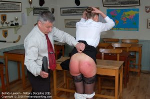 Firm Hand Spanking - Military Discipline - Cb - image 12