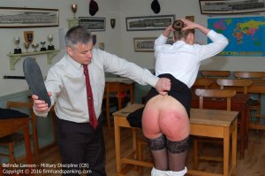 Firm Hand Spanking - Military Discipline - Cb - image 11