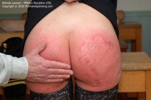 Firm Hand Spanking - Military Discipline - Cb - image 6
