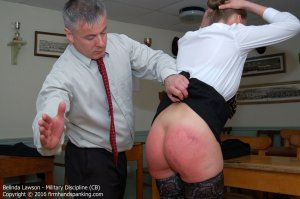 Firm Hand Spanking - Military Discipline - Cb - image 3