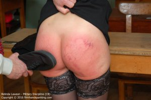Firm Hand Spanking - Military Discipline - Cb - image 9