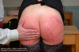 Firm Hand Spanking - Military Discipline - Cb - image 13