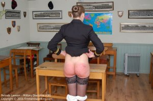 Firm Hand Spanking - Military Discipline - Cb - image 18