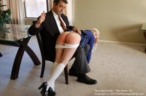 Firm Hand Spanking - The Intern - Ce - image 4