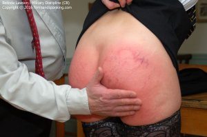 Firm Hand Spanking - Military Discipline - Cb - image 15