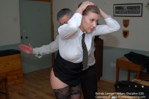 Firm Hand Spanking - Military Discipline - Cb - image 17