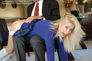 Firm Hand Spanking - The Intern - Ce - image 6