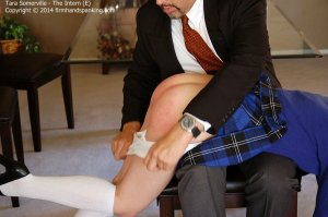 Firm Hand Spanking - The Intern - Ce - image 9