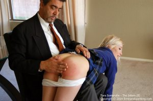 Firm Hand Spanking - The Intern - Ce - image 10